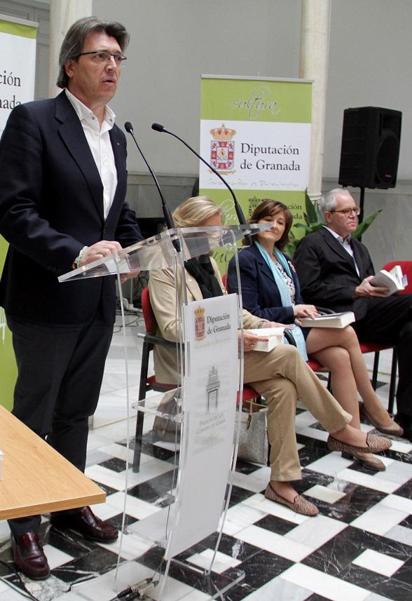 La Diputación Provincial reedita La Alpujarra de Pedro Antonio de Alarcón