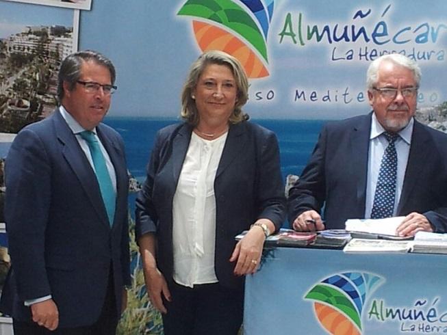 Almuñécar se promociona en Sevilla para captar turismo de proximidad