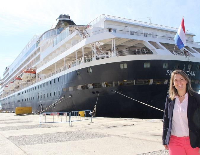 La oficina de Turismo de Motril registra más de 600 consultas durante la jornada de cruceros