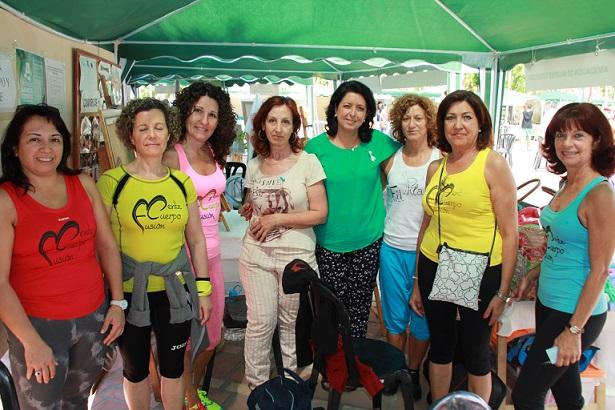 Medio centenar de colectivos sociales en el Encuentro de Asociaciones Locales  de Almuñécar