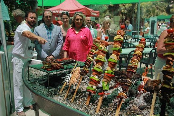 Almuñécar prepara su XVI Feria Gastronómica que se celebrará este próximo fin de semana en el parque El Majuelo