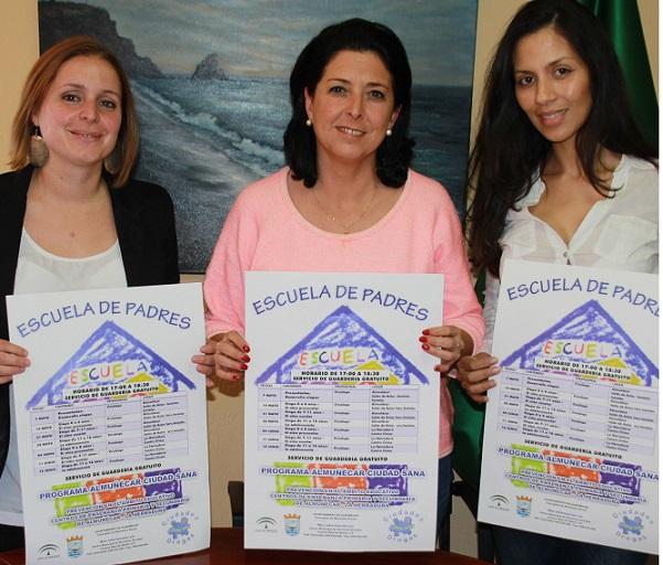 La Escuela de Padres se presenta este miércoles en La Herradura