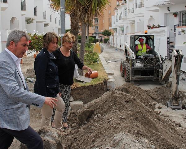 Mancomunidad soluciona los problemas de inundaciones en la Perla de Andalucía de Carchuna