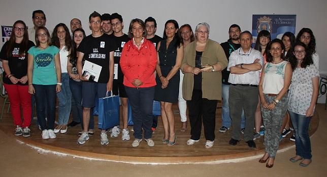 El IES Giner de los Ríos ganador del concurso de historia de Motril