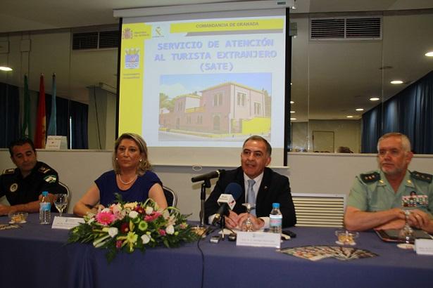 Almuñécar volverá a contar este verano con una oficina de Servicio de Atención al Turista (SATE) en materia de Seguridad