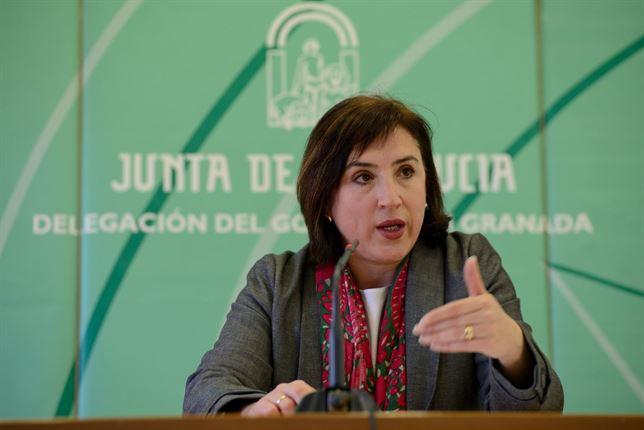 """La delegada del Gobierno lamenta la muerte de Araceli Moreno. """"La violencia de género es una agresión a toda la sociedad"""""""