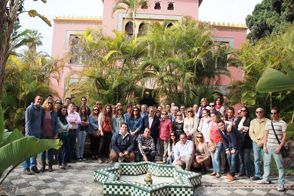 El turismo francés muestra interés por Almuñécar