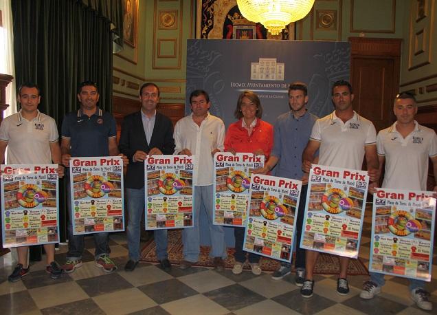 La plaza de Toros 'Pepe El Berenjeno' acogerá el espectáculo del Gran Prix