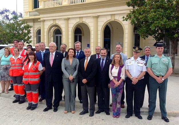 Más de 7.000 efectivos garantizarán la seguridad en Andalucía durante la Operación Paso del Estrecho 2014