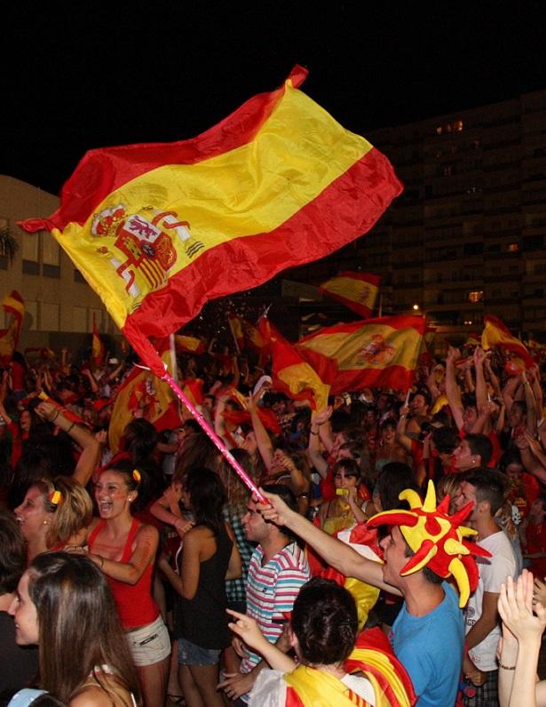 Las terrazas motrileñas con licencia en vigor podrán colocar pantallas para retransmitir los partidos del Mundial