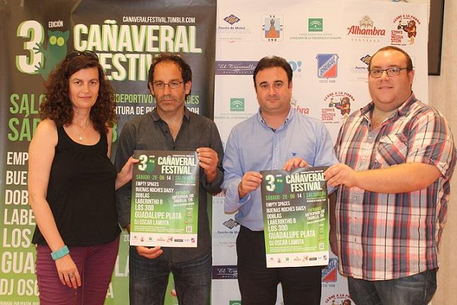 EL III CAÑAVERAL FESTIVAL SE CONSOLIDA COMO LANZADERA DE NUEVOS GRUPOS GRANADINOS