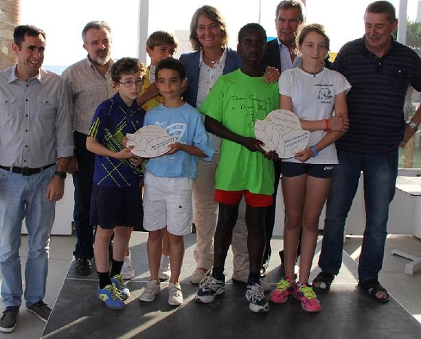 El premio Fulgencio Spa de deporte base cierra su cuarta edición con la participación de todos los escolares del municipio