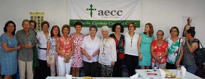 La AECC de Almuñécar cuenta con una nueva sede en el Barrio San Sebastián
