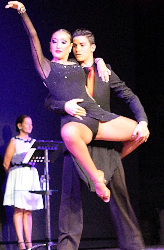 Almuñécar celebró con éxito el III Trofeo Internacional de Baile Combinado, Chachachá y Salsa