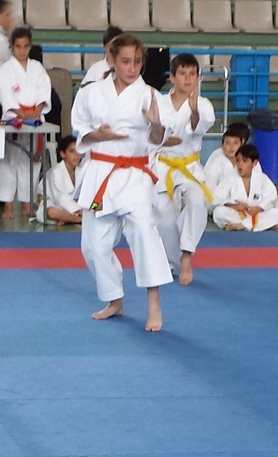 75 equipos en el Trofeo Corpus de Karate