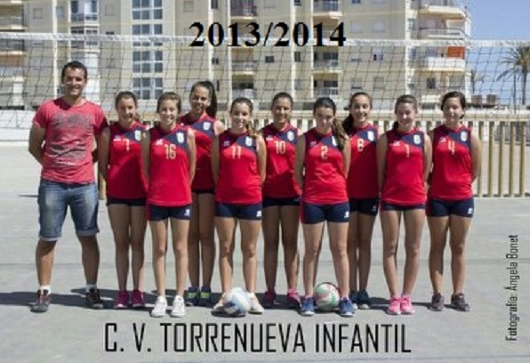 Torrenueva Infantil Voleibol Femenino ha conseguido unas marcas inigualables