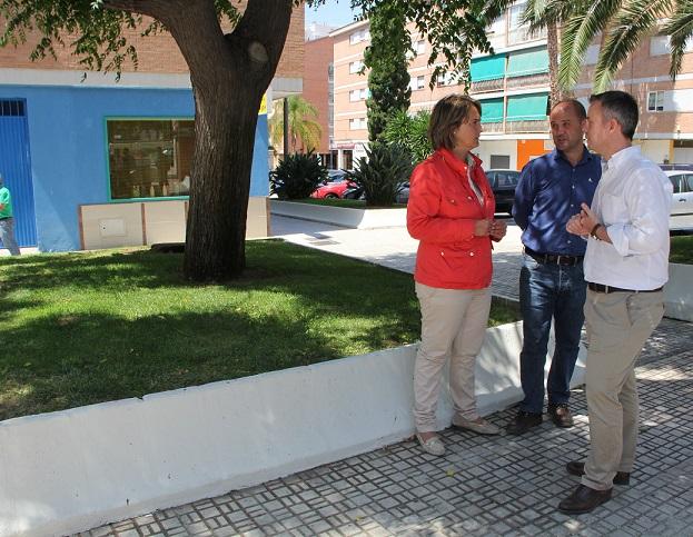 El Ayuntamiento invierte 15.000 euros en un plan de mejora integral de la Huerta de la Condesa