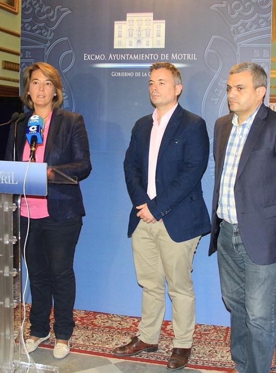 Motril invertirá un millón de euros en más de una treintena de obras con aportación íntegramente municipal