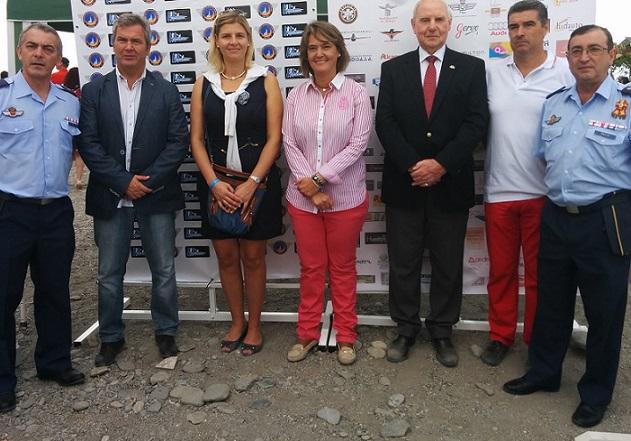 El IX Festival Aéreo de Motril supera los 50.000 espectadores