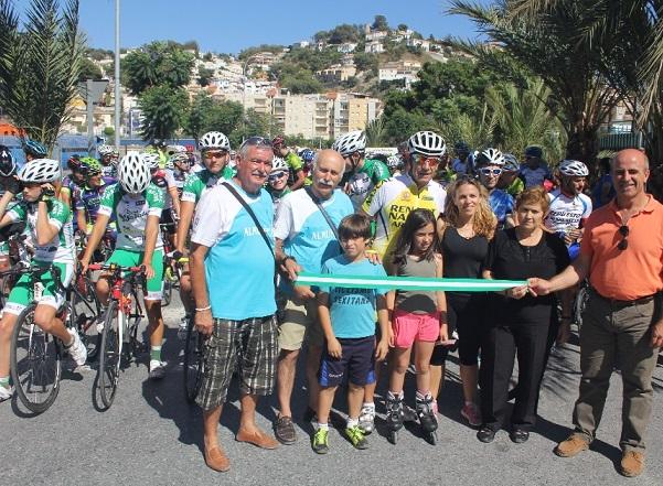 El ciclista motrileño Juan José Arquero ganó  la carrera ciclista Almuñécar Cota 1200 – Memorial Miguel Ángel Almendros