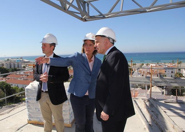El centro de desarrollo turístico de Motril abrirá sus puertas a principios de 2015