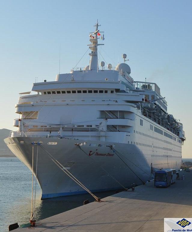 El Puerto prevé la llegada este verano de un 7% más de cruceristas que durante el mismo periodo del año pasado