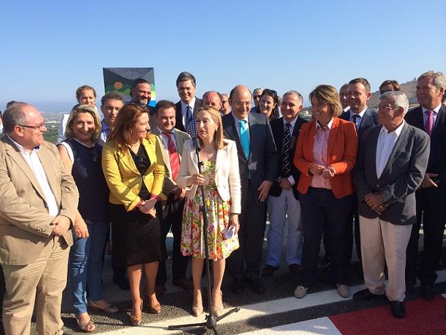 El tramo La Gorgoracha-Puntalón entrará en servicio en marzo de 2015