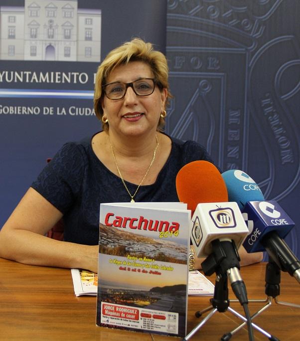 Carchuna celebra este fin de semana las fiestas en honor a la virgen de los Llanos y san Isidro