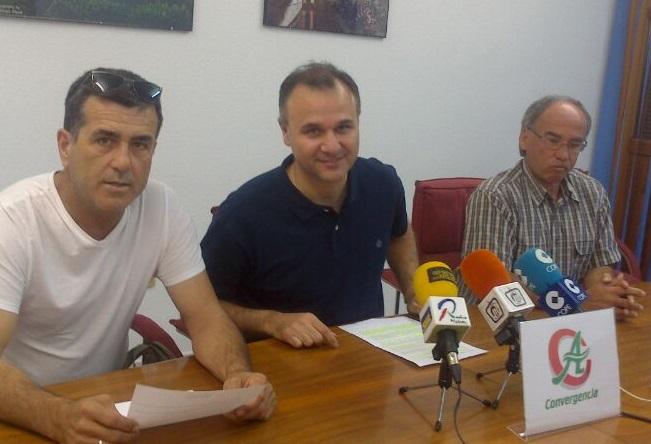 Incoherencia del PP en los presupuestos del 2013 por Convergencia Andaluza Motril