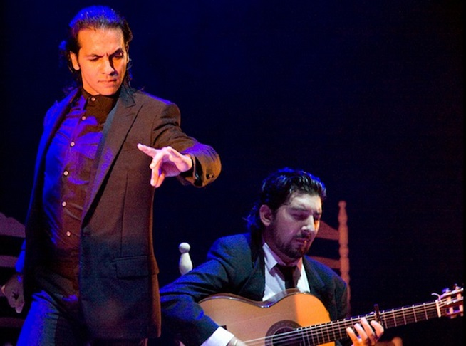 El bailaor flamenco Farruquito actuará este próximo lunes en Almuñécar