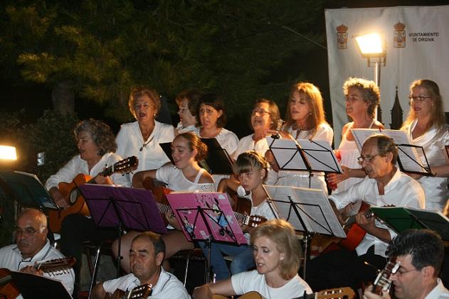 Arranca en Órgiva la VI edición del ciclo Música por los Rincones