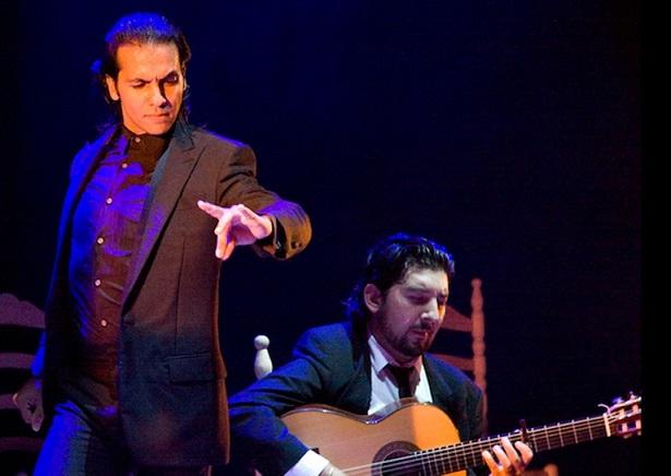 El bailaor flamenco Farruquito actúa esta noche  en Almuñécar