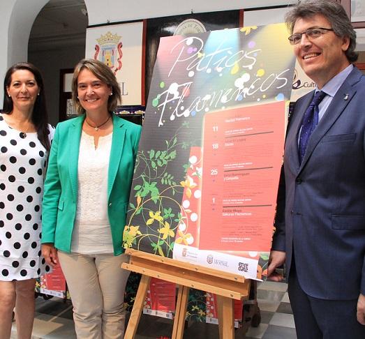Los VI Patios flamencos de Motril consolidan la apuesta por las raíces para complementar la oferta turística de sol y playa