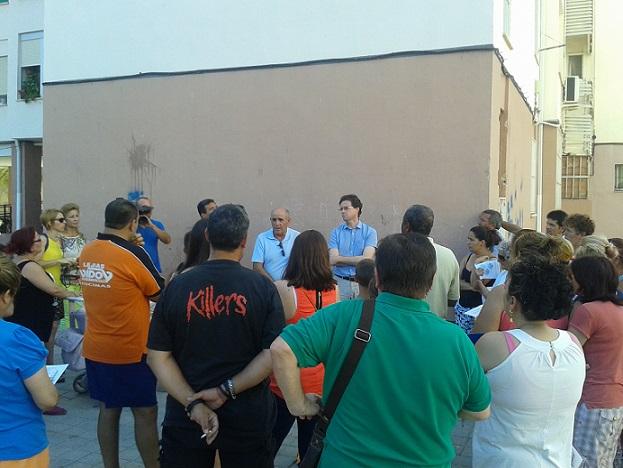 La Junta iniciará en septiembre la rehabilitación energética de 328 viviendas públicas en Motril y Salobreña