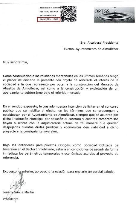 """""""La sra. Herrera pretende engañar y confundir"""" por el PA de Almuñécar"""