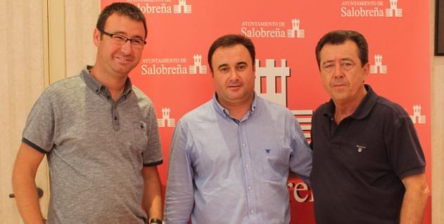 El alcalde de Linares en Salobreña coincidiendo con el campeonato de España de Ajedrez