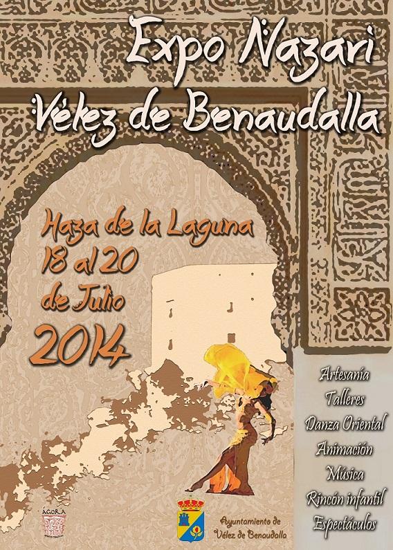 V Expo Nazarí en Vélez de Benaudalla