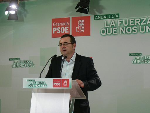 El PSOE alerta de que el reparto de la PAC supondrá unas pérdidas de 160 millones de euros para Granada