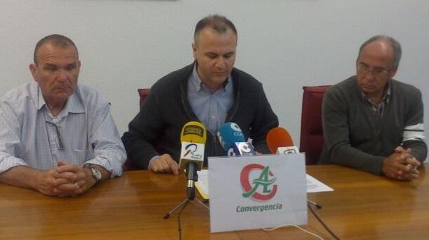 """""""La gestión económica del ayuntamiento de Motril"""" por Convergencia Andaluza"""