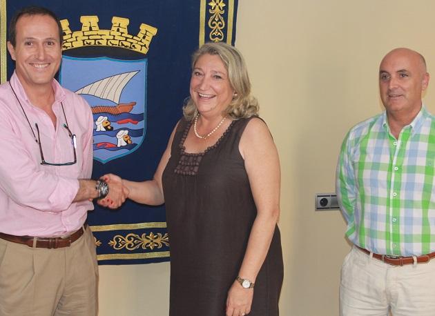 Toma posesión nuevo secretario municipal en el Ayuntamiento de Almuñécar