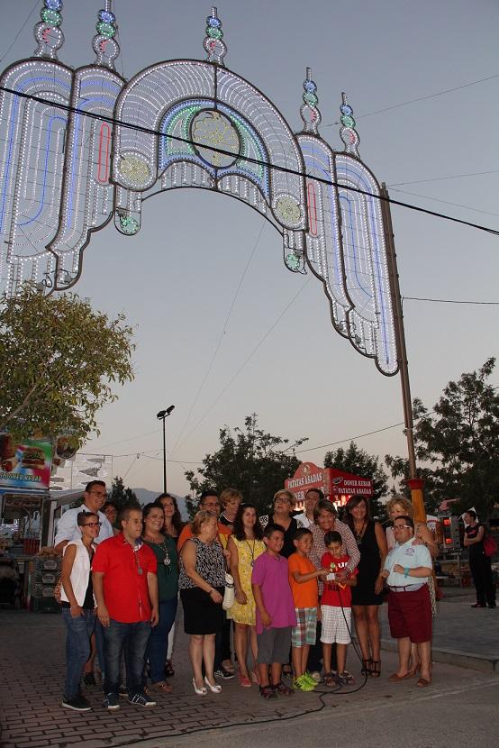 Las fiestas de Varadero celebran su día grande con la procesión de la patrona de los marineros