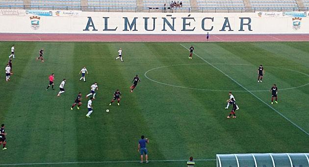 El Granada gana 0-8 al Almuñécar 77