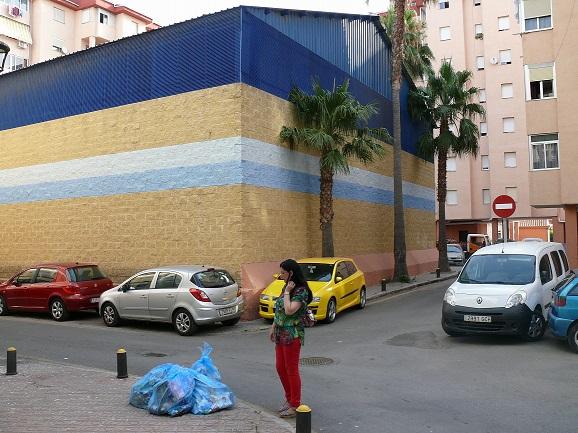 El PSOE pide más seguridad, limpieza y la mejora de los servicios de mantenimiento municipales en La Carrera Almuñécar