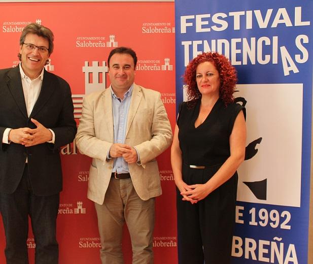 Del 4 al 8 de agosto Festival Tendencias en Salobreña