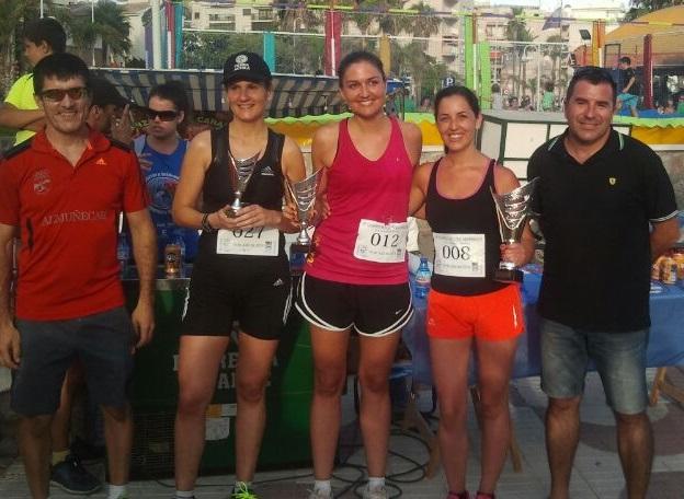 El atleta José Luis Carrión gana por segundo año consecutivo la III Subida al sexitano Barrio Los Marinos