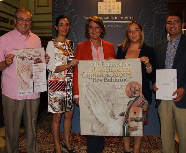 La Joven Orquesta del Sur de España será la protagonista del VII Festival de Música Sacra 'Rey Balduino'