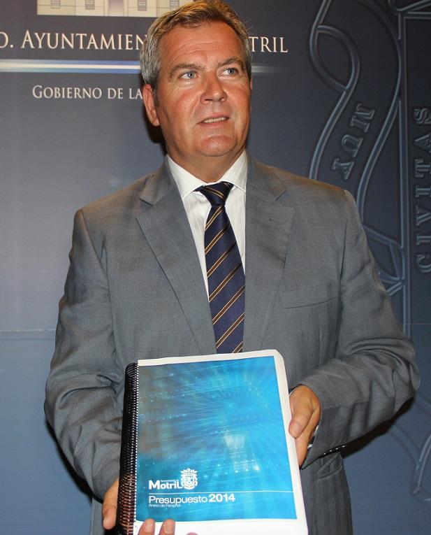"""Motril lleva al pleno el """"presupuesto de la consolidación"""" que garantiza la estabilidad de las cuentas en 2014"""