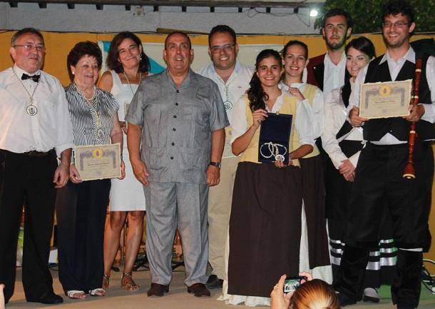 Los Asociación Amigos de Galicia en La Herradura entregó los galardones del Día de Galicia