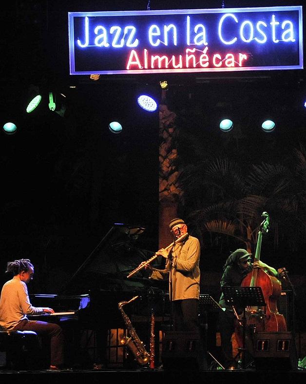 El festival  de Jazz en la Costa tuvo un 95% de ocupación y una asistencia de 10.000 personas