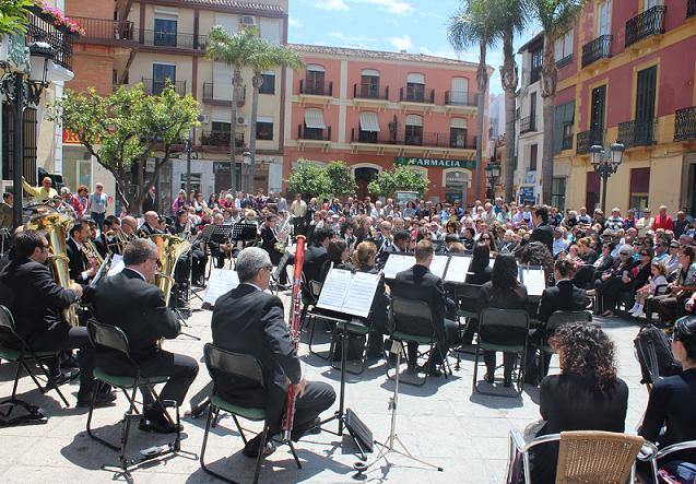 Brillante actuación de la Banda Municipal de Almuñécar en el Certamen Nacional de Bandas